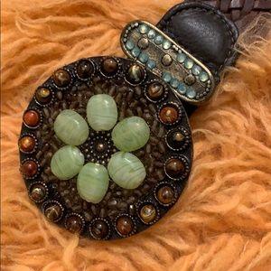Accessories - Handmade Mosaic Belt Buckle